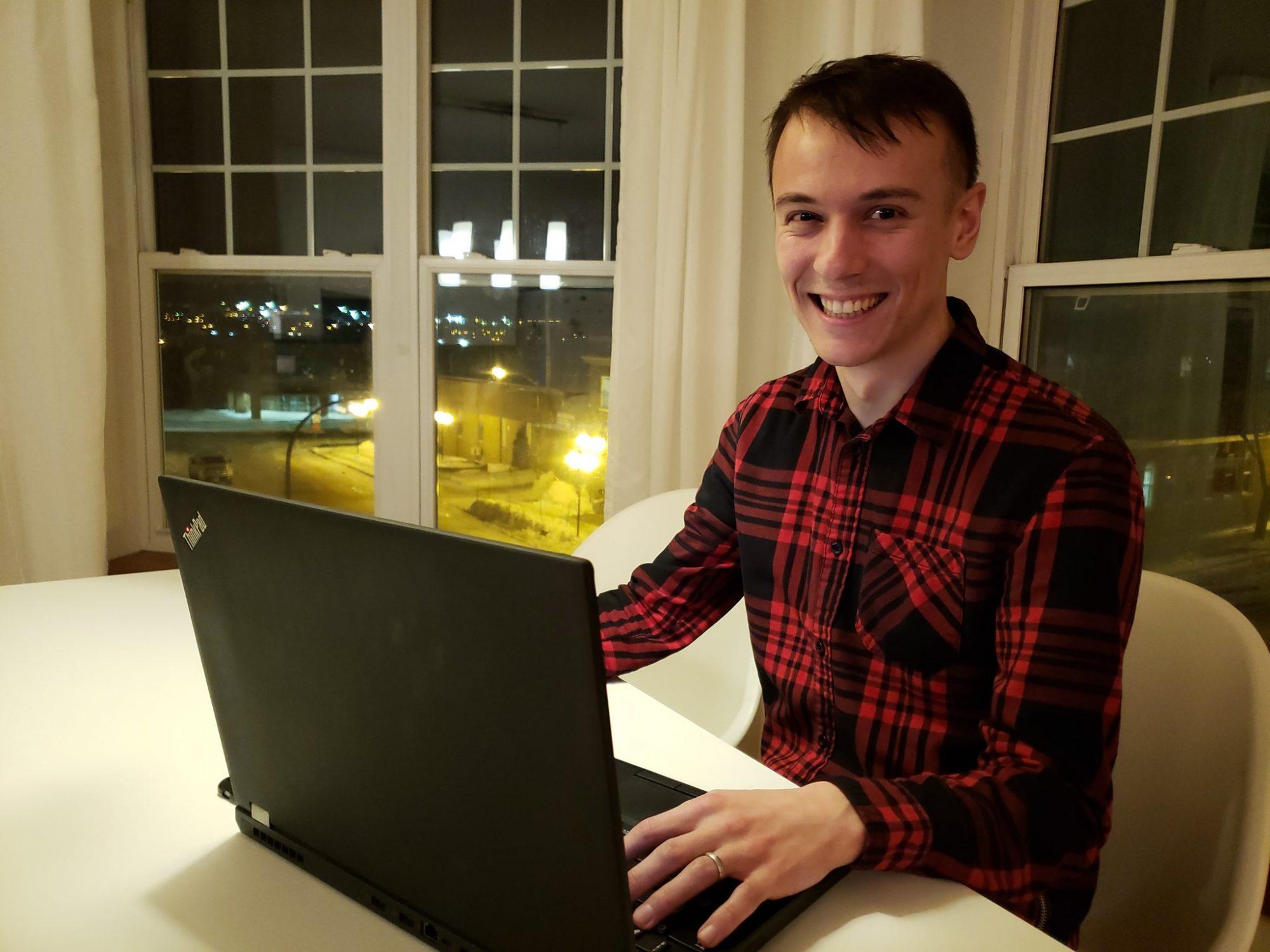 Julien Thomas Concepteur web